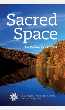 Sacred Space Prayer Book 2013 cover